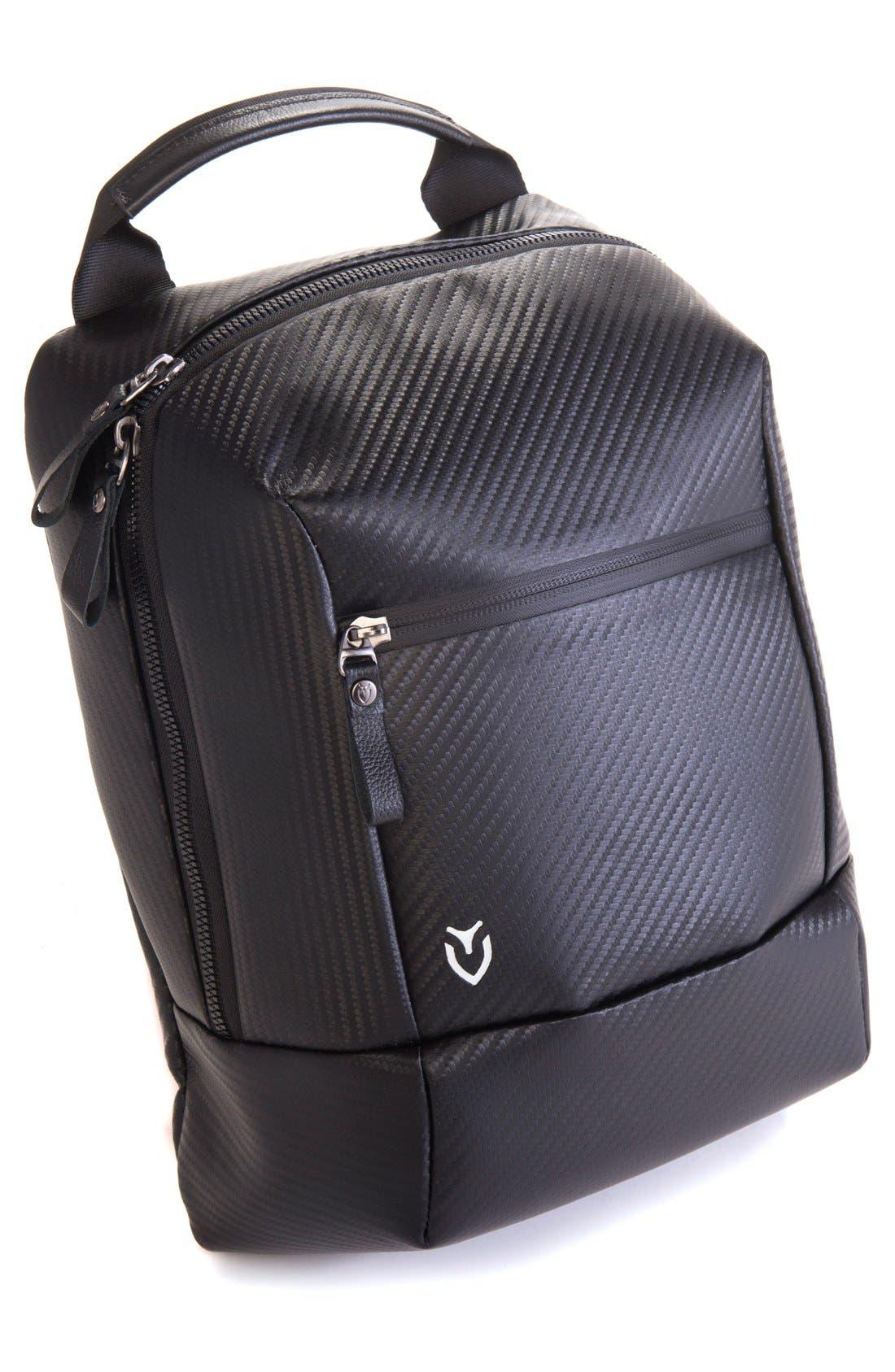 Alternate Image 4  - Vessel Pebbled Faux Leather Shoe Bag