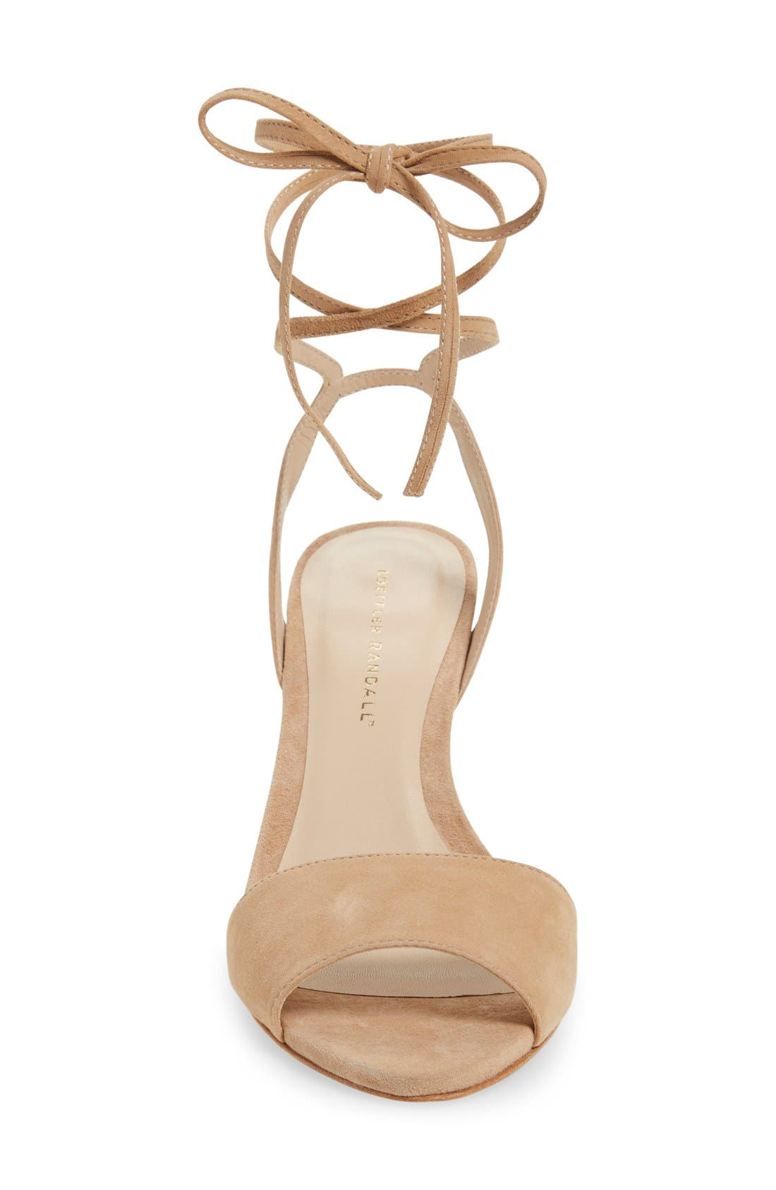 Alternate Image 3  - Loeffler Randall 'Elyse' Lace-Up Sandal (Women)