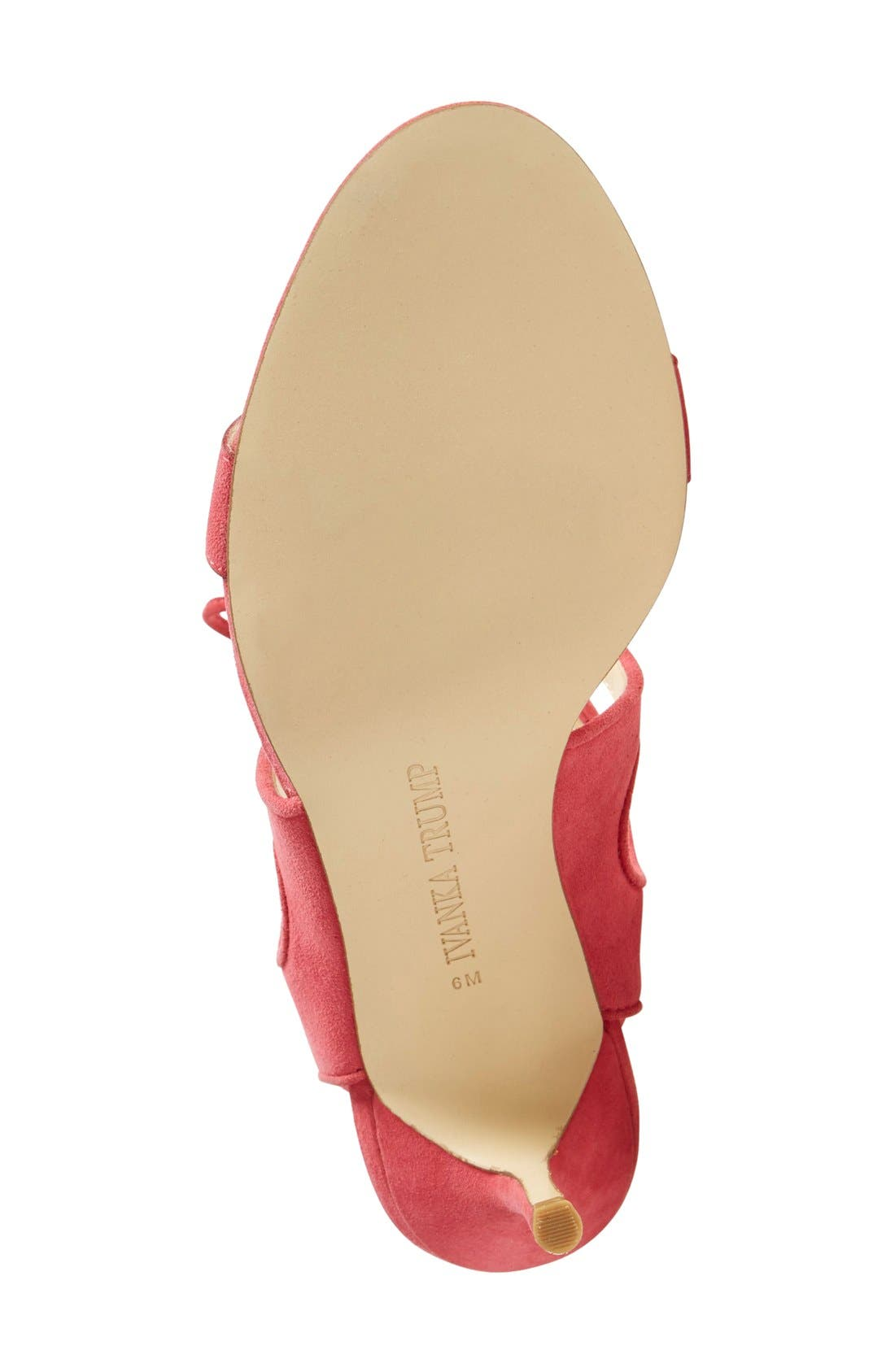Alternate Image 4  - Ivanka Trump 'Garver' Sandal (Women)