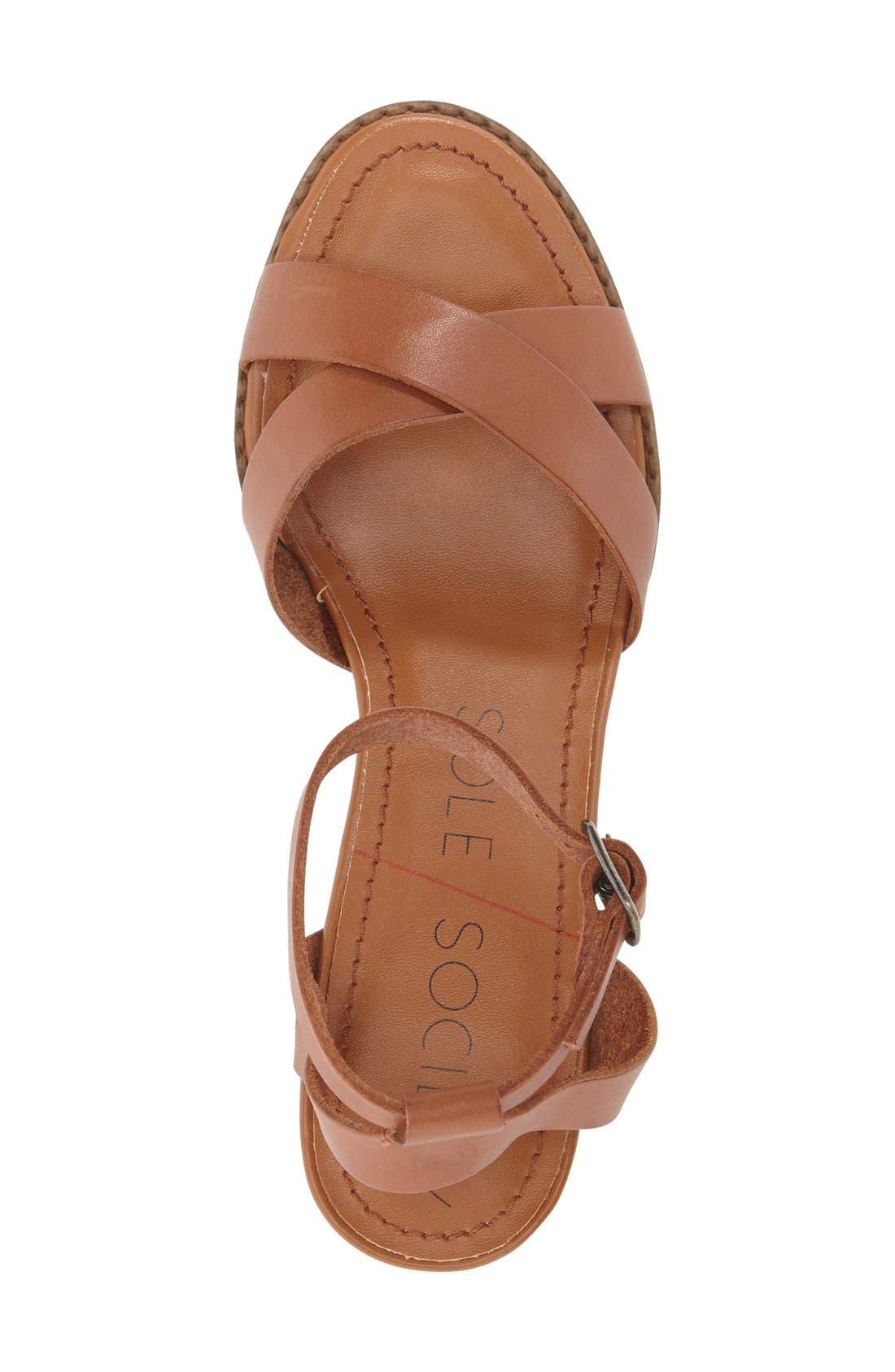 Alternate Image 3  - Sole Society 'Savannah' Sandal (Women)