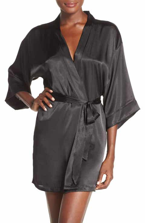 In Bloom by Jonquil Satin Robe (Nordstrom Exclusive)