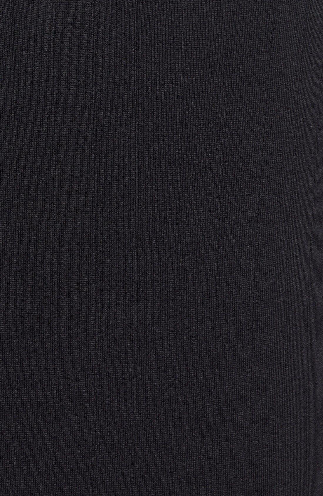 Alternate Image 5  - Bobby Jones Quarter Zip Wool Sweater Vest