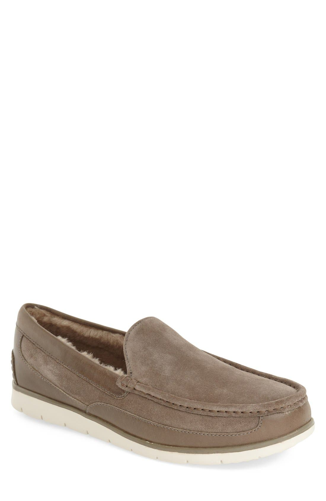 UGG� Fascot Indoor/Outdoor Slipper (Men)