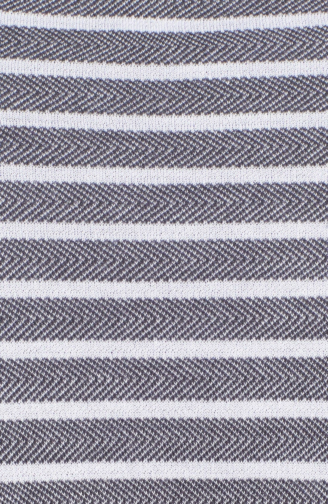 Alternate Image 5  - BOSS 'Maritime' Shawl Collar Robe