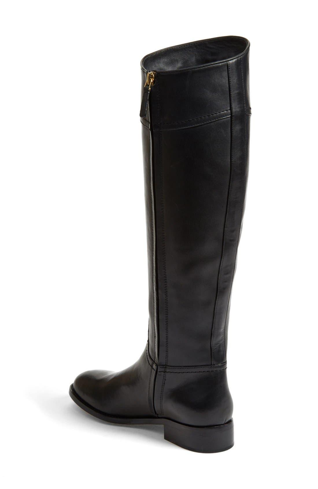 Alternate Image 2  - Tory Burch 'Ashlynn' Riding Boot (Women) (Nordstrom Exclusive)