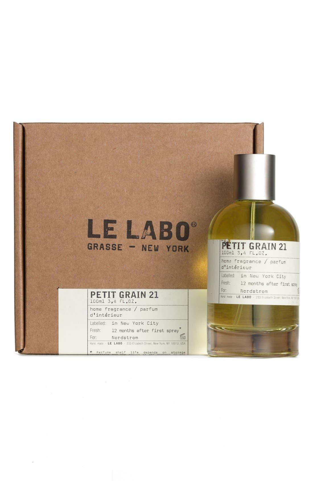 'Petit Grain 21' Home Fragrance Spray,                             Alternate thumbnail 2, color,                             No Color