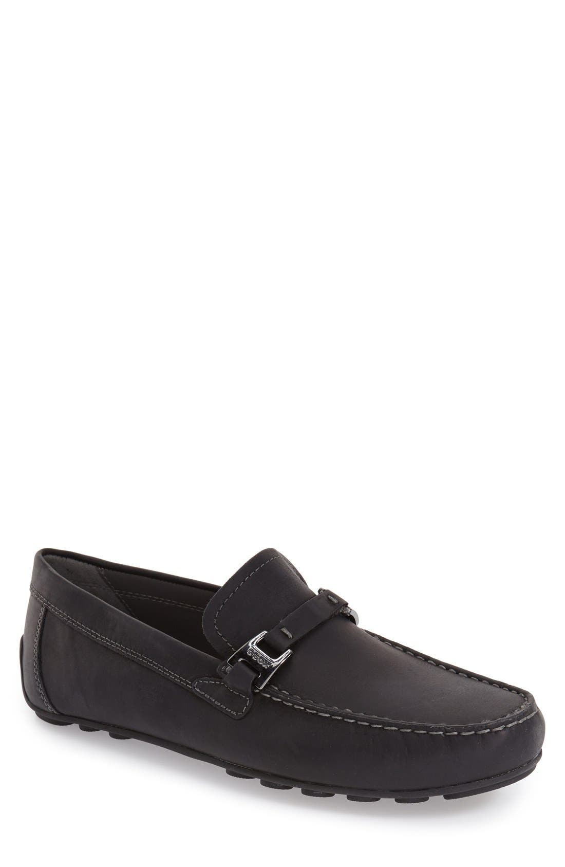 Geox 'Giona 1' Driving Shoe (Men)