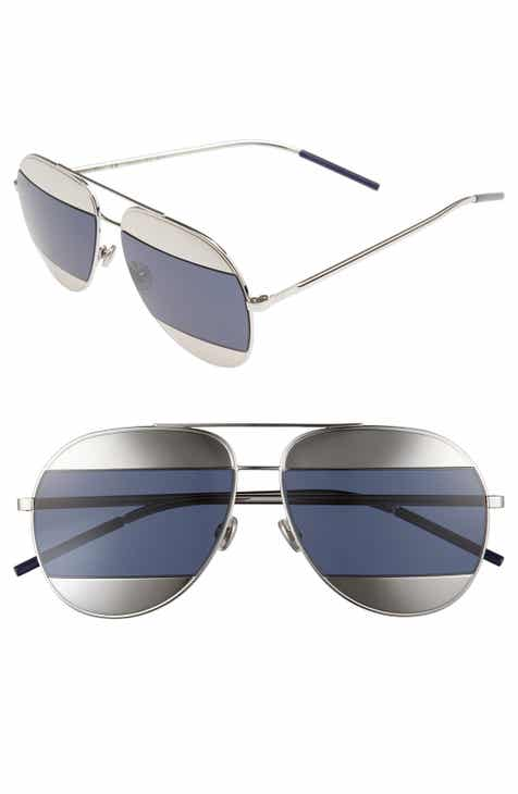 ced2bcf3a40e Dior Split 59mm Aviator Sunglasses