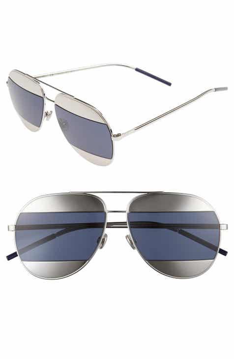 62756f54bdf Dior Split 59mm Aviator Sunglasses