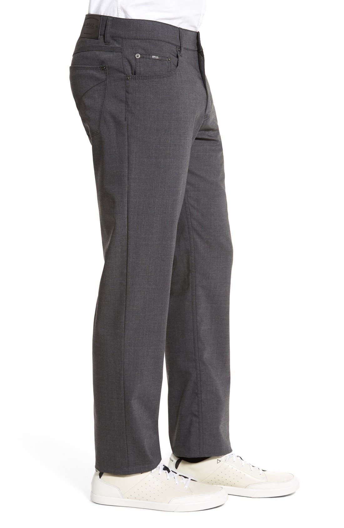 Alternate Image 3  - Brax 'Manager' Five-Pocket Wool Pants