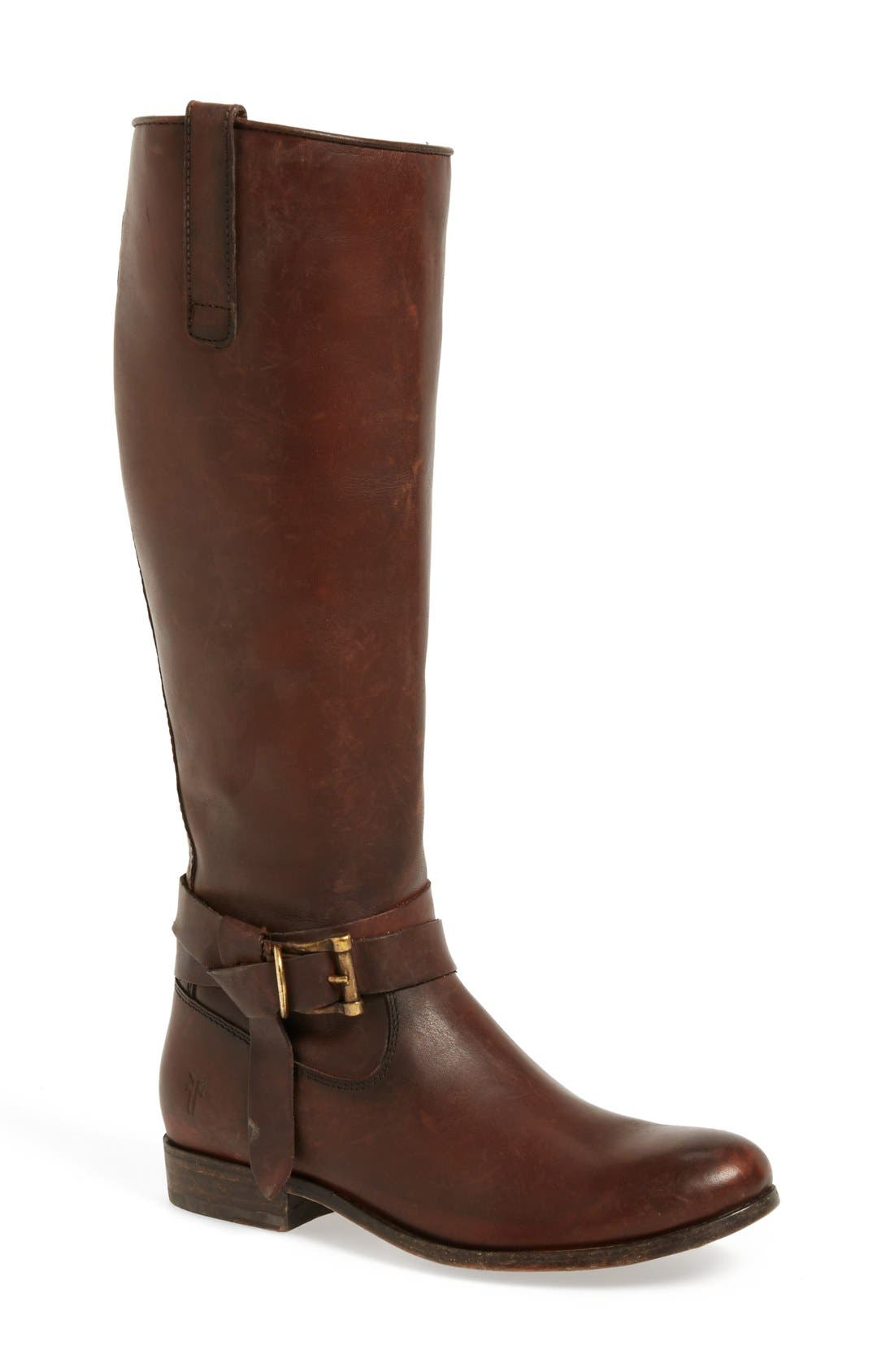 Alternate Image 1 Selected - Frye 'Melissa Knotted' Tall Boot (Women)