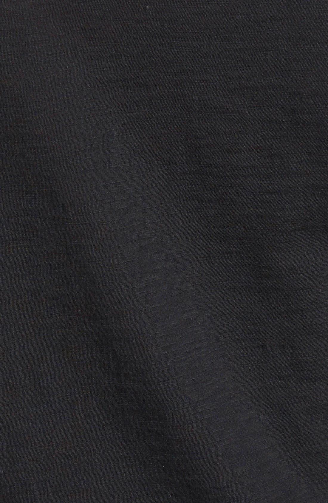 Alternate Image 4  - Proenza Schouler Tissue Jersey Long Sleeve Tee