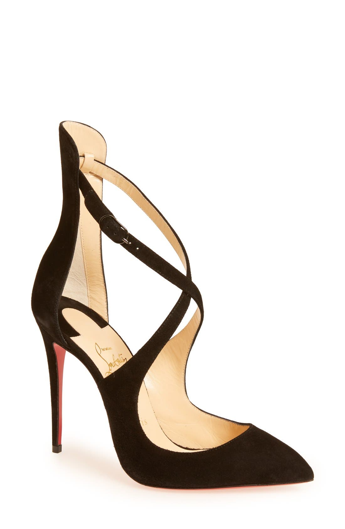 Alternate Image 1 Selected - Christian Louboutin Marlena Rock Pointy Toe Pump