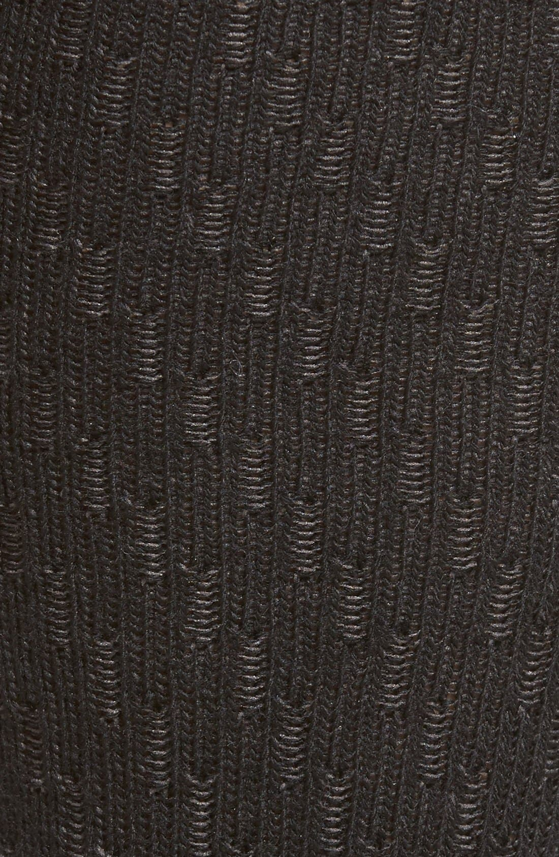 Alternate Image 2  - Wigwam 'Retro Lilly' Merino Wool Blend Knee High Socks