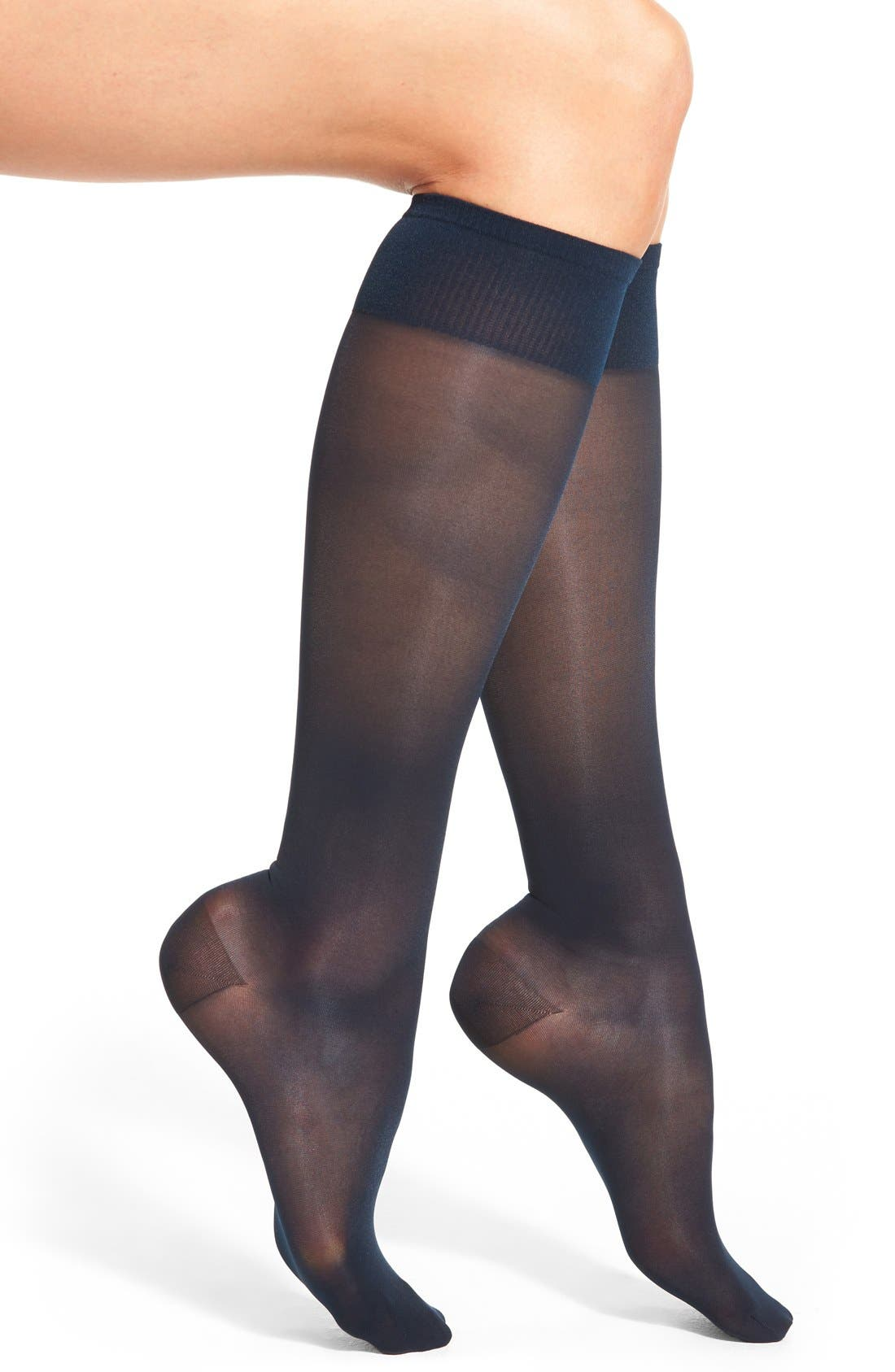 Alternate Image 1 Selected - INSIGNIA by SIGVARIS Knee High Trouser Socks