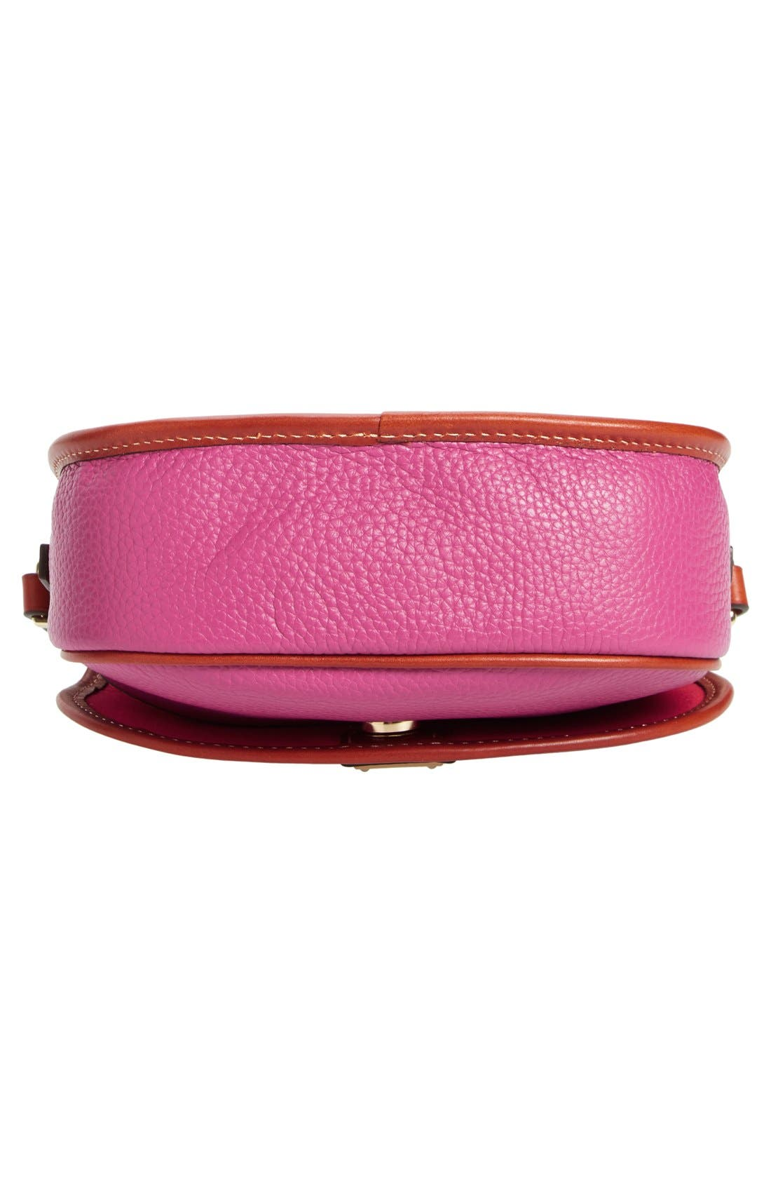Alternate Image 6  - Dooney & Bourke 'Hallie' Leather Crossbody Bag