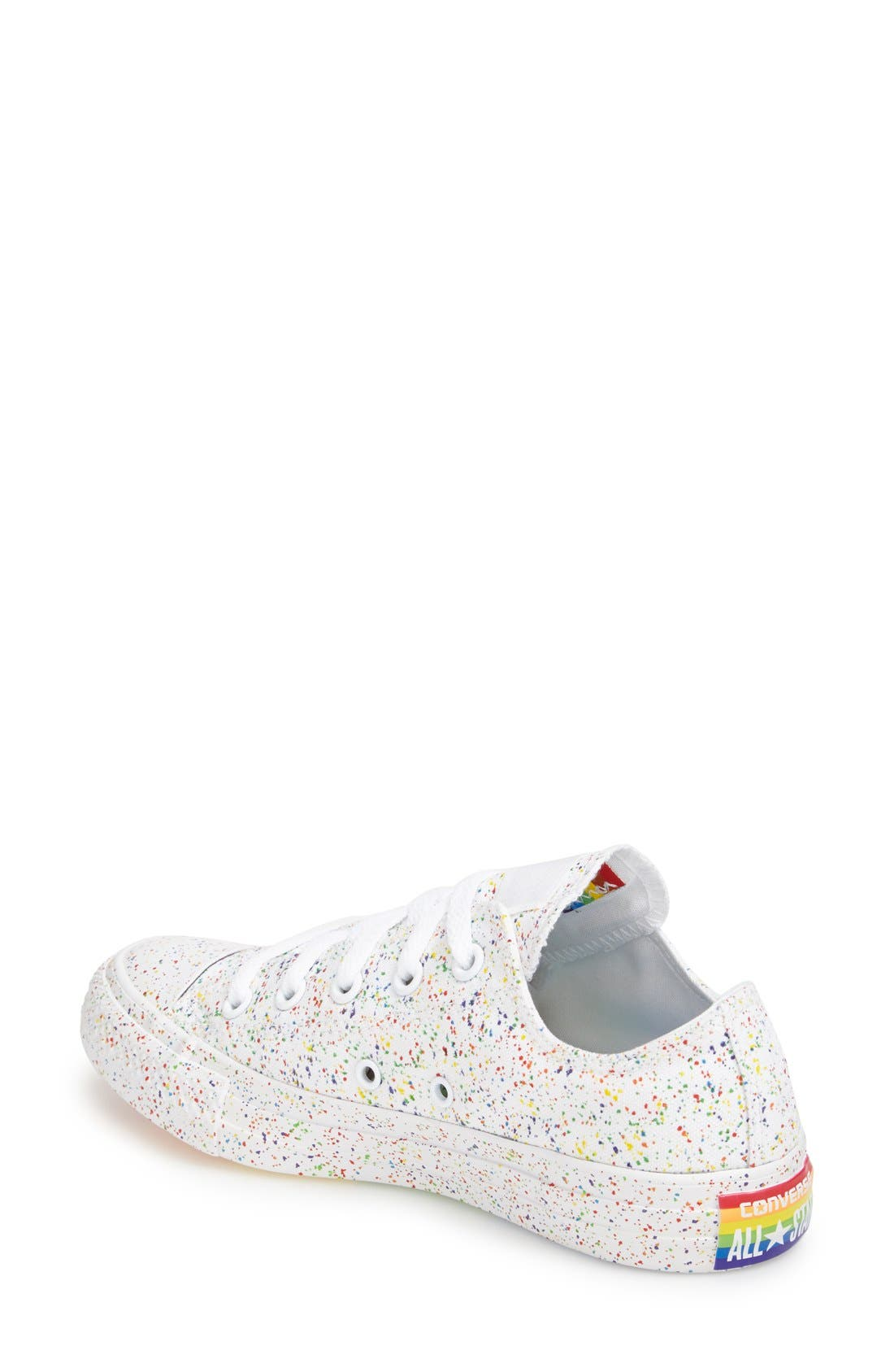 Alternate Image 2  - Converse Chuck Taylor® All Star® 'Pride' Sneaker (Women)