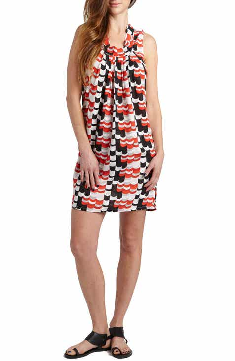 Loyal Hana 'Anya' Print Maternity/Nursing Shift Dress by LOYAL HANA