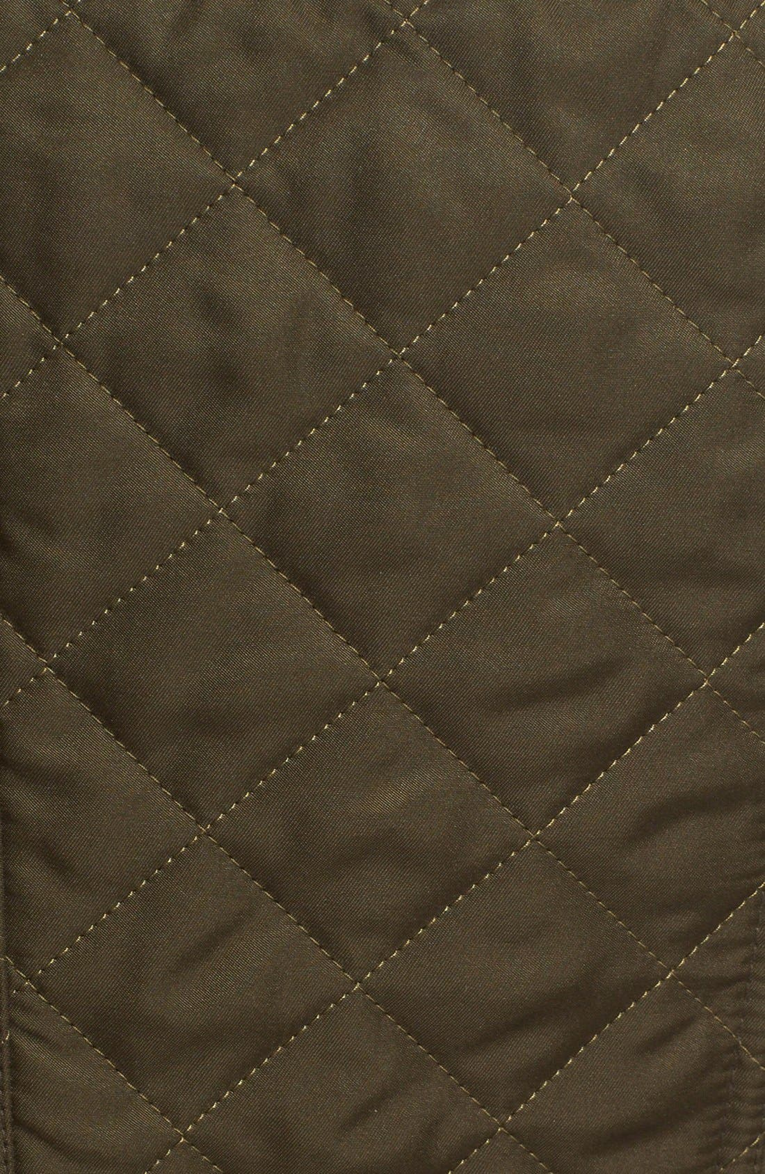 Alternate Image 3  - Burberry Ashurst Quilted Jacket