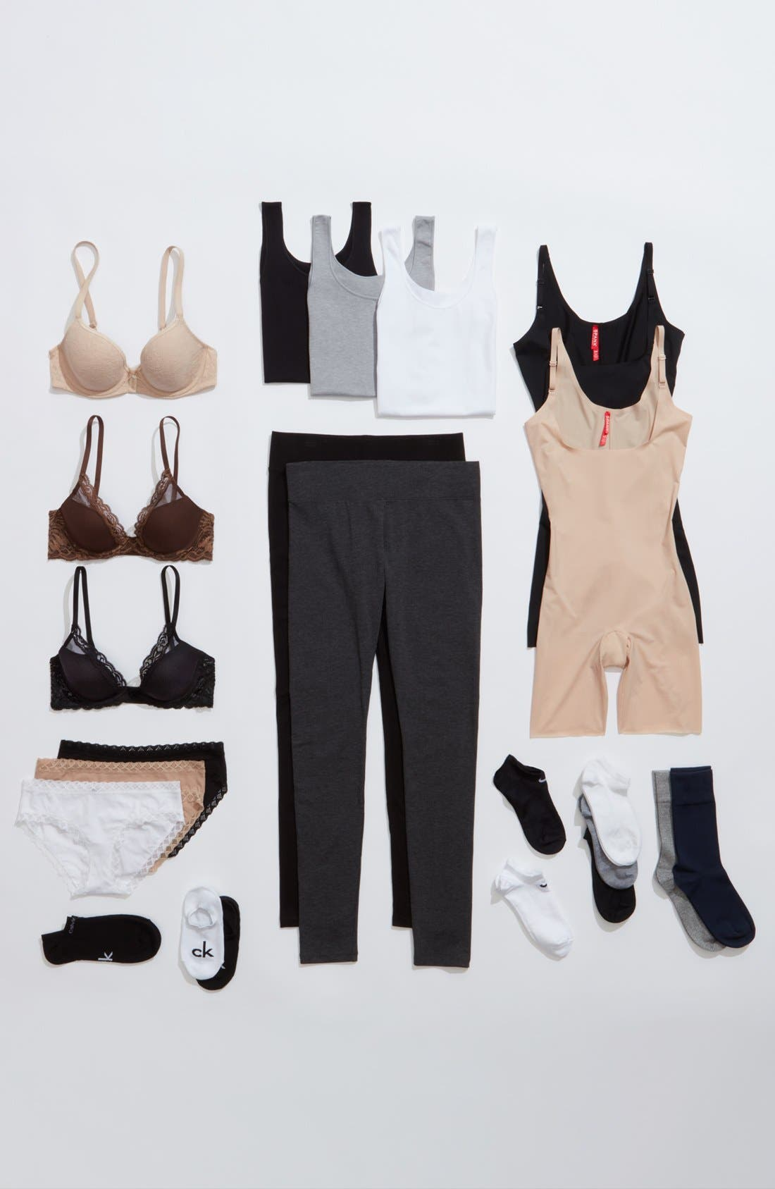 Alternate Image 3  - Nike Performance 2-Pack No-Show Socks