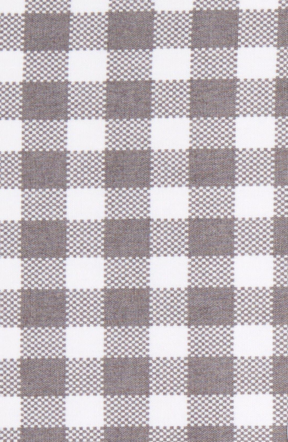 Alternate Image 2  - Nordstrom Baby Gingham Crib Skirt