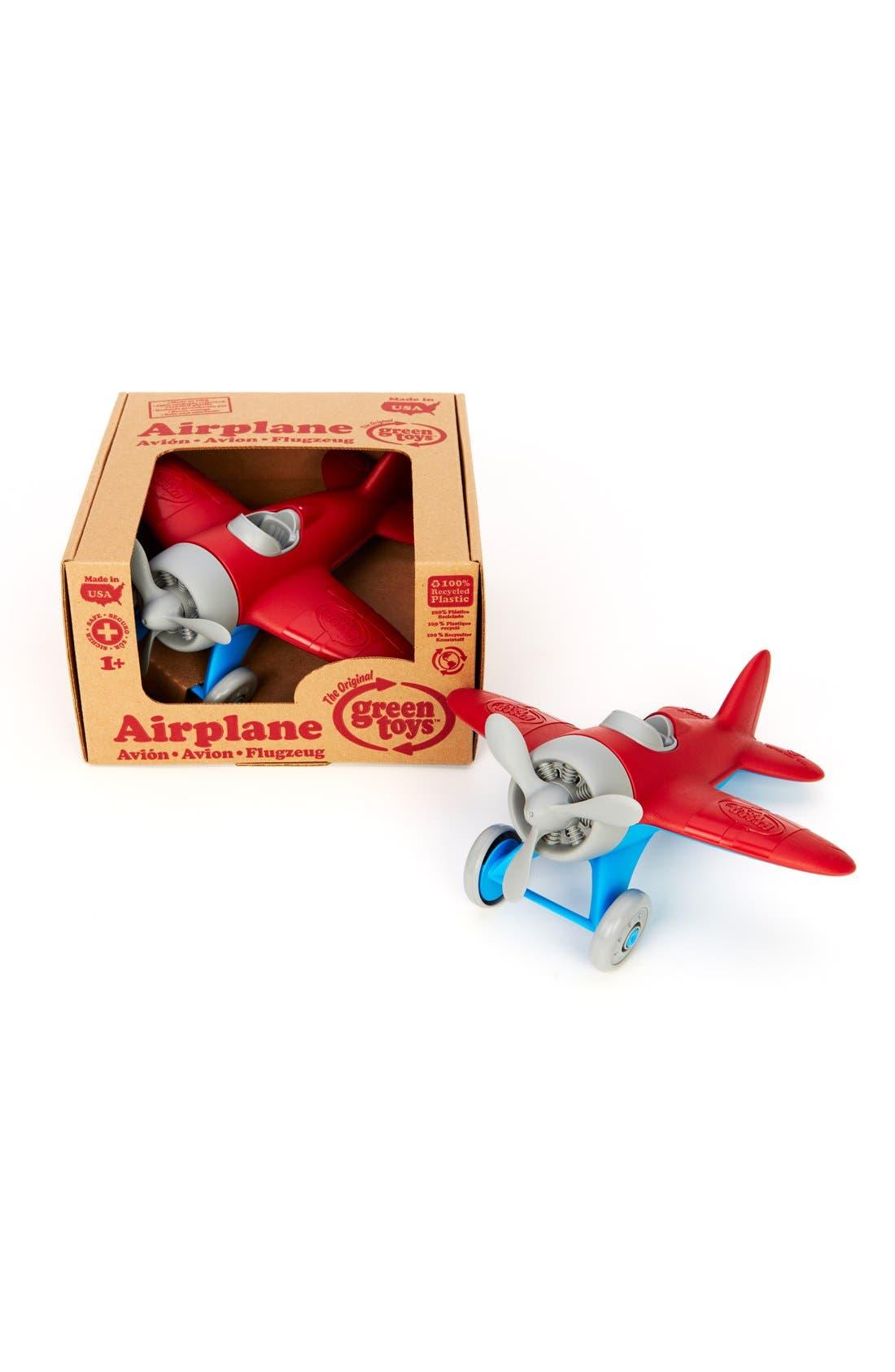 Alternate Image 3  - Green Toys Airplane