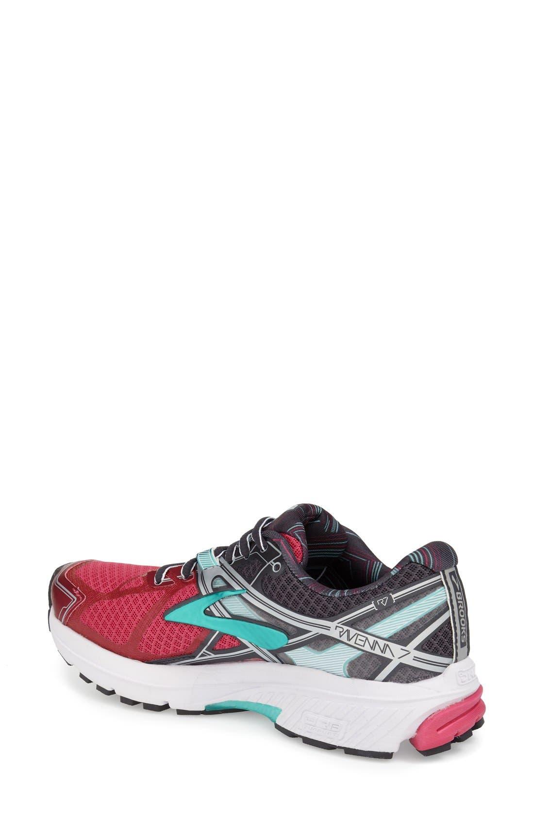 Alternate Image 2  - Brooks 'Ravenna 7' Running Shoe (Women)