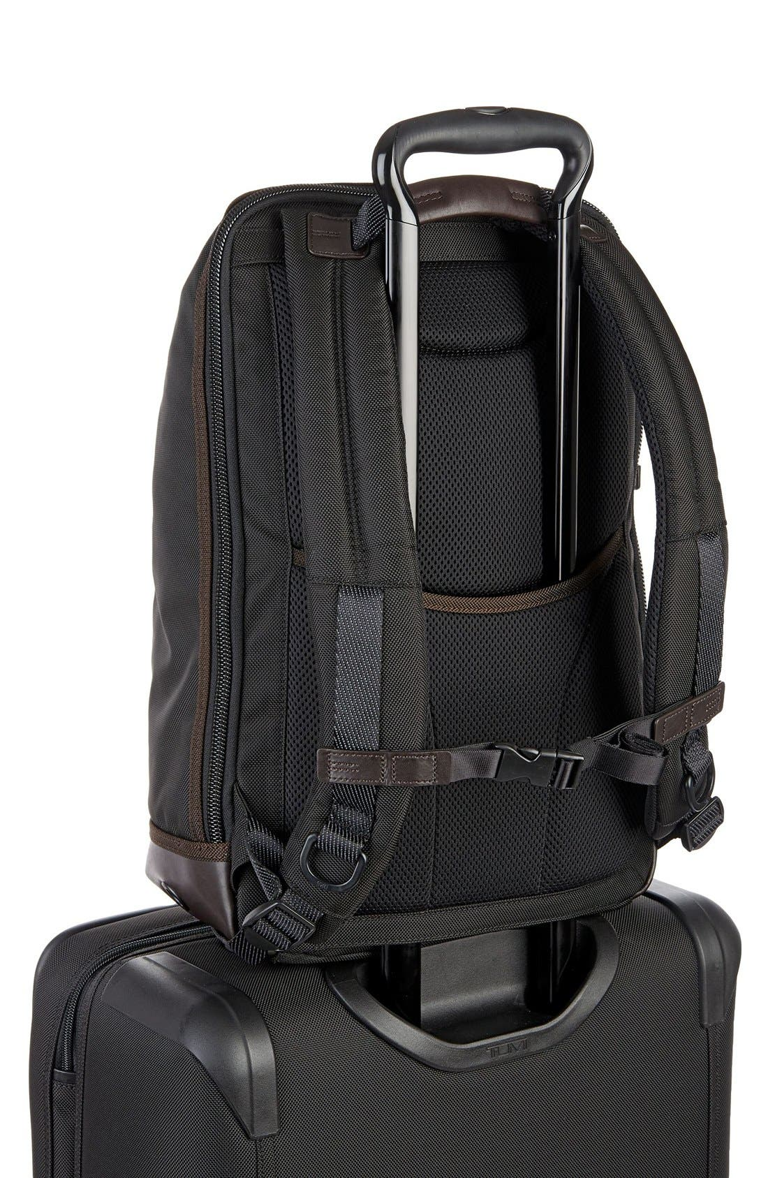 'Alpha Bravo - Edwards' Backpack,                             Alternate thumbnail 5, color,                             Hickory