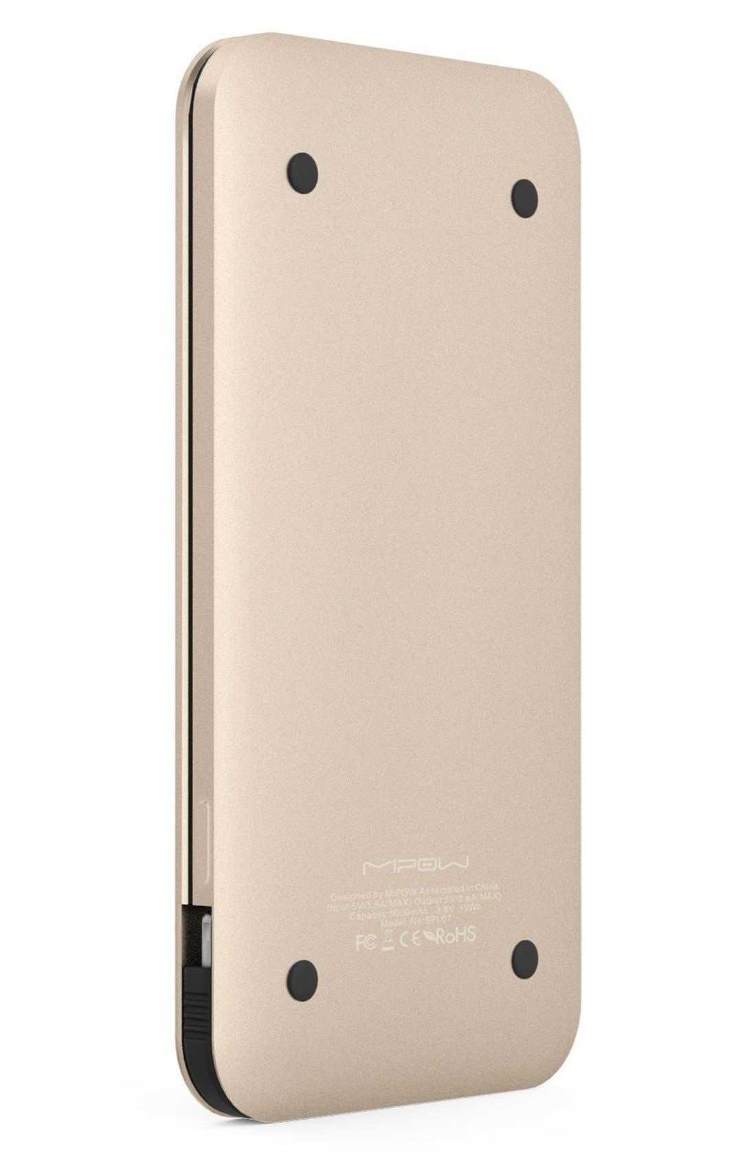 Alternate Image 7  - Mipow 'Power Cube 5000' Smartphone Battery Pack