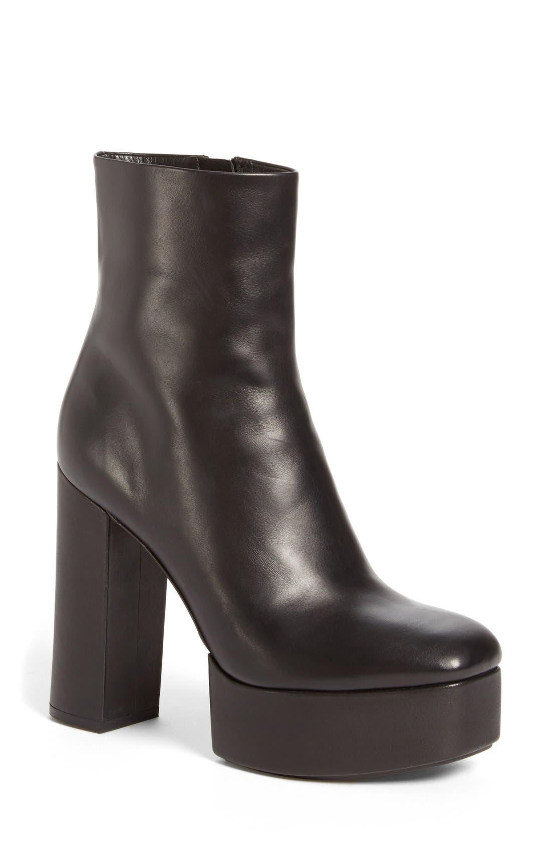 Alexander Wang 'Cora' Platform Boot (Women)