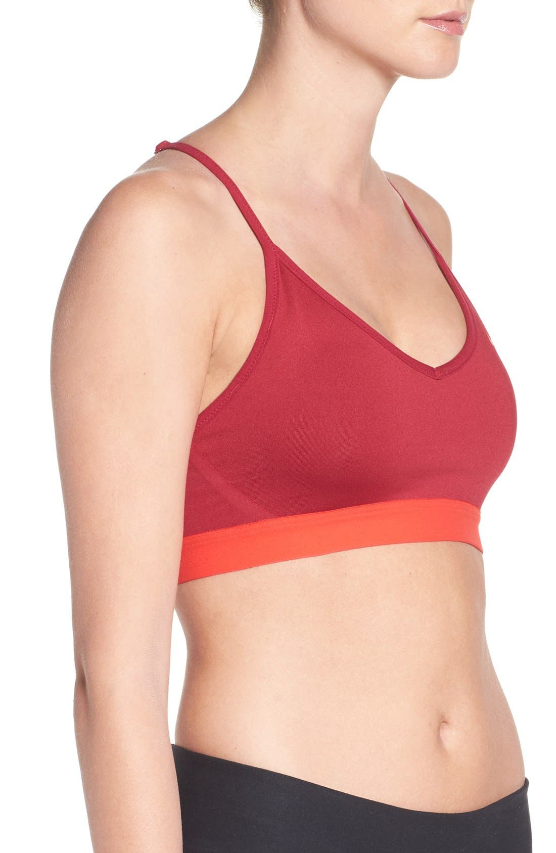 Alternate Image 3  - Nike Pro Indy Dri-FIT Sports Bra