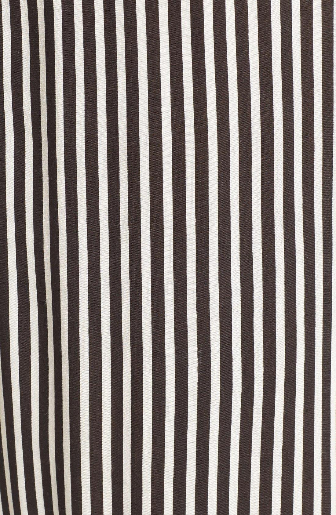 Alternate Image 5  - Billabong 'Easy Does It' Stripe Maxi Dress