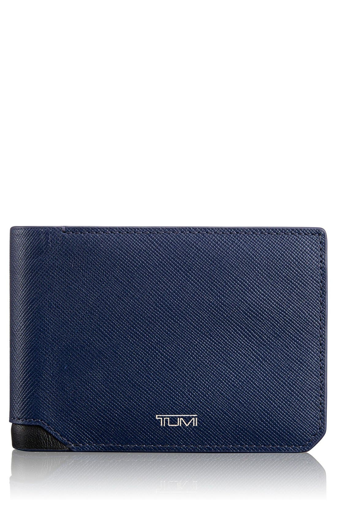 TUMI Mason Bifold Leather Wallet