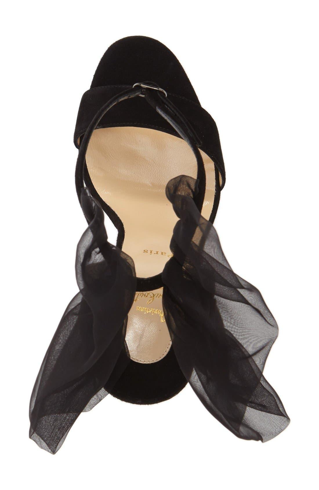 Alternate Image 3  - Christian Louboutin 'Jacqueline' Sandal