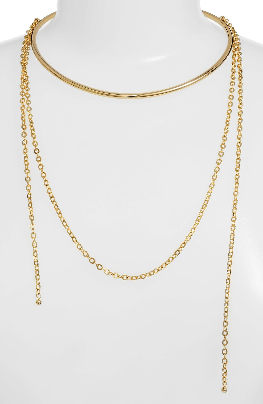 Jules Smith 'Loren' Choker Necklace