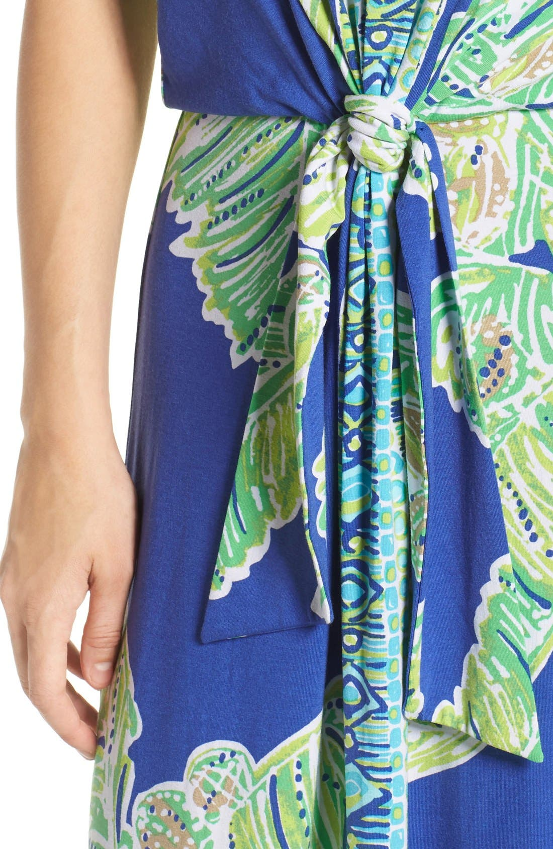 Alternate Image 4  - Lilly Pulitzer® 'Rosalina' Strapless Maxi Dress