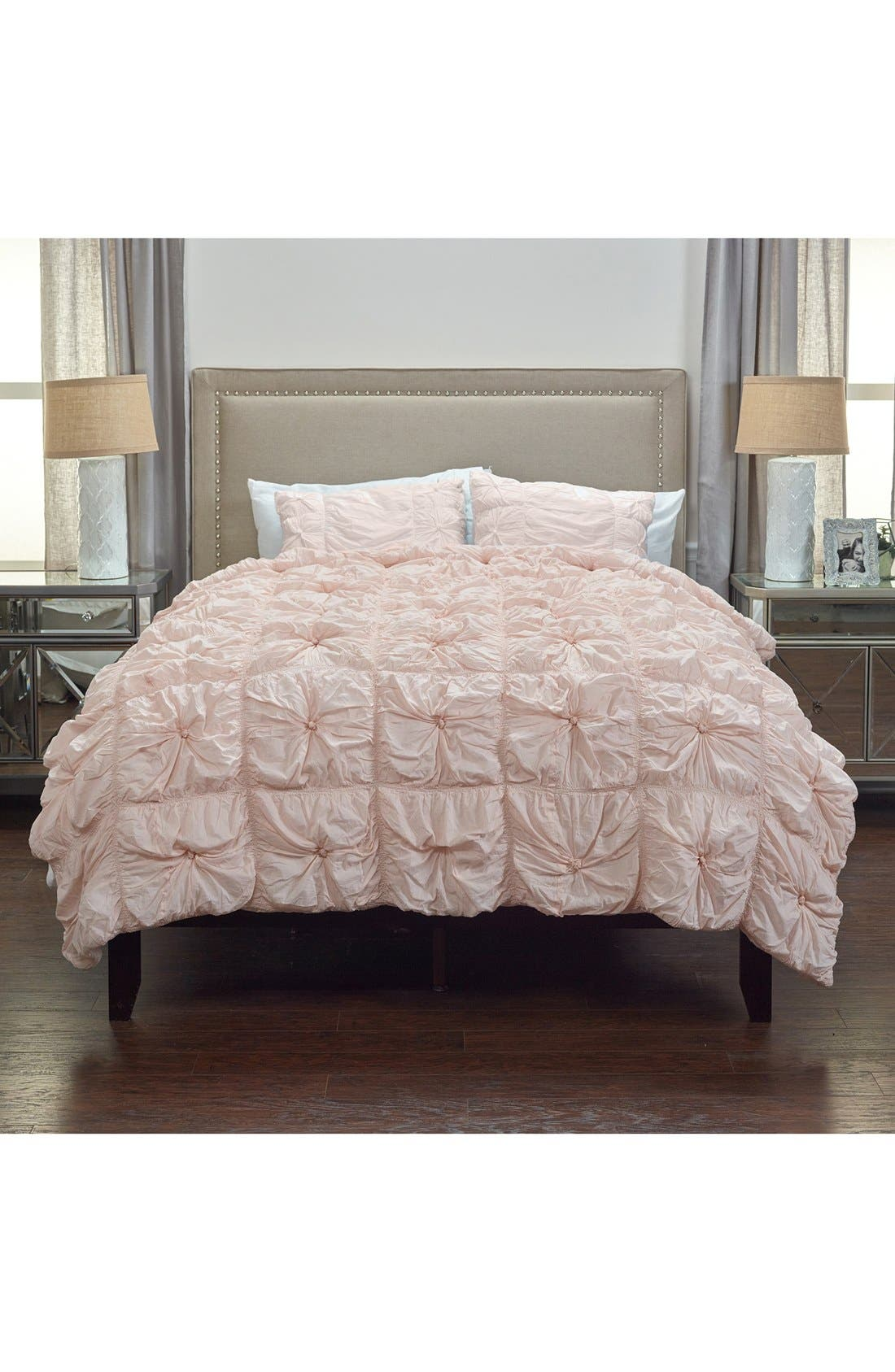 Rizzy Home Knots Comforter & Sham Set