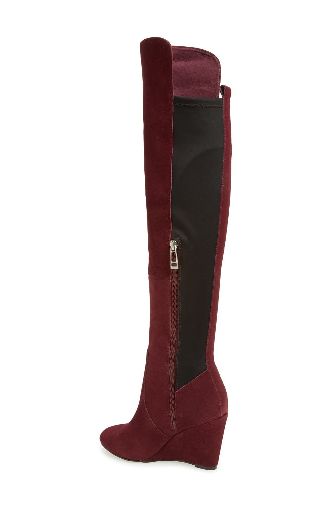 Alternate Image 2  - Charles by Charles David 'Edie' Over the Knee Boot (Women)