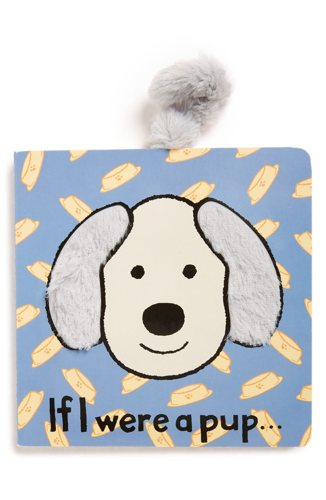 'If I Were a Pup' Board Book,                             Main thumbnail 1, color,                             Brown