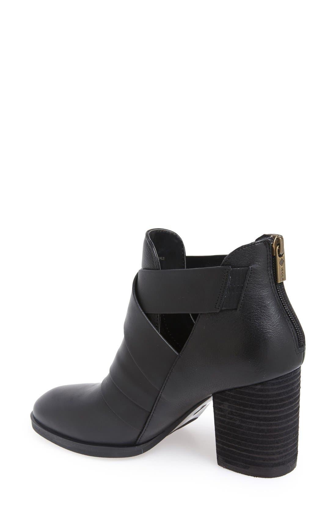 Alternate Image 2  - Isolà 'Ladora' Block Heel Bootie (Women)