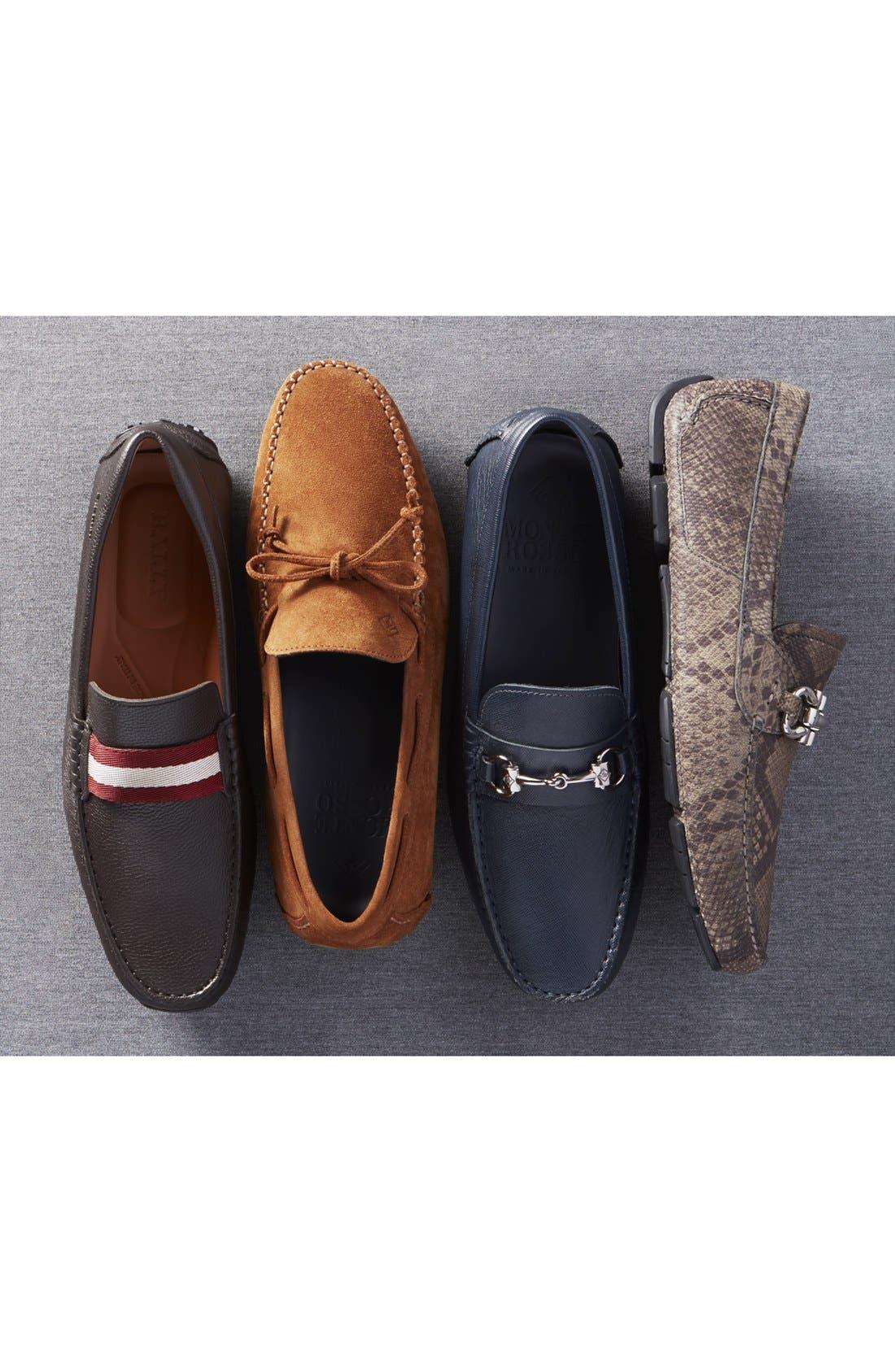 Alternate Image 5  - Bally 'Pearce' Driving Shoe (Men)