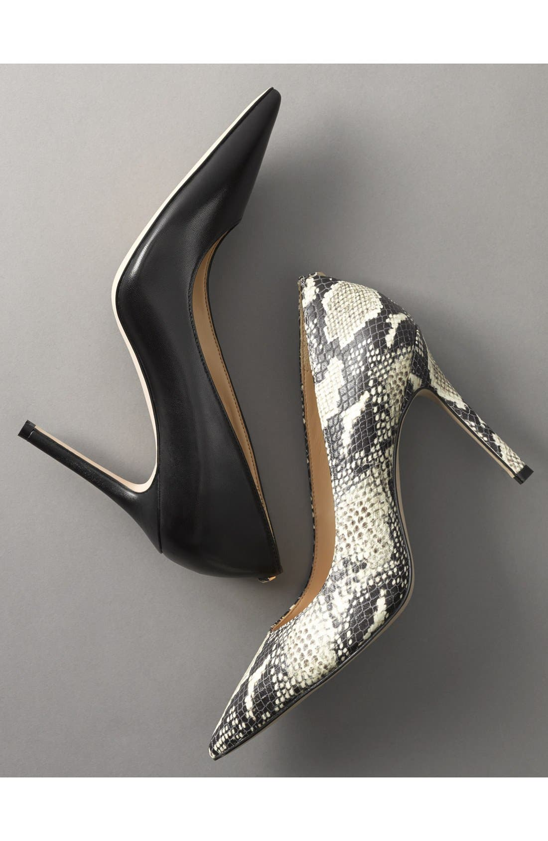 Alternate Image 8  - Sam Edelman Hazel Pointy Toe Pump (Women)