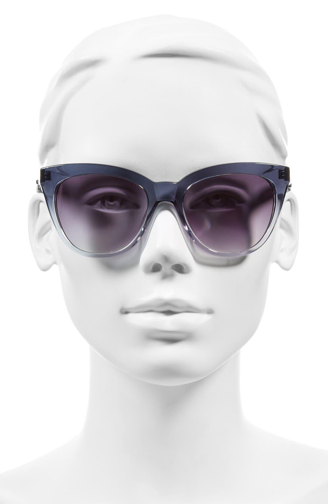 Alternate Image 2  - Derek Lam 'Lenox' 53mm Cat Eye Sunglasses