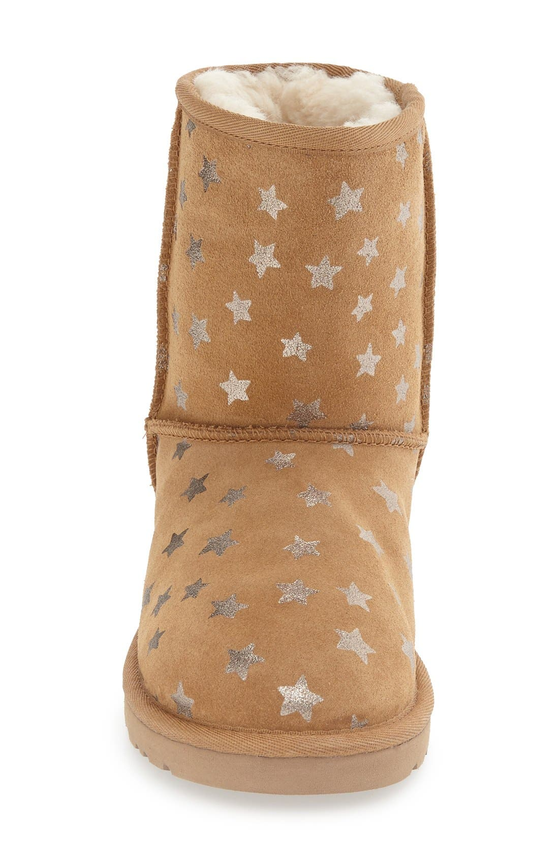 Alternate Image 3  - UGG® Classic Stars Boot (Little Kid & Big Kid) (Nordstrom Exclusive)
