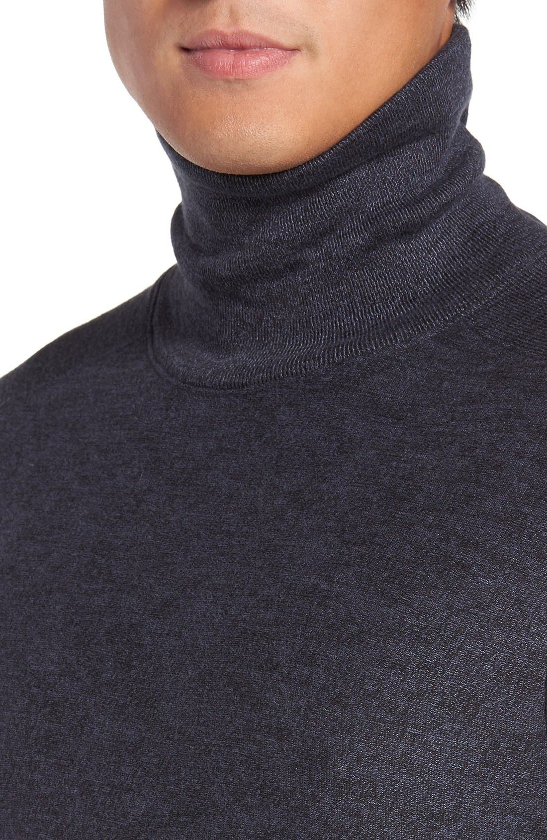 Alternate Image 4  - Vince Camuto Turtleneck Sweater