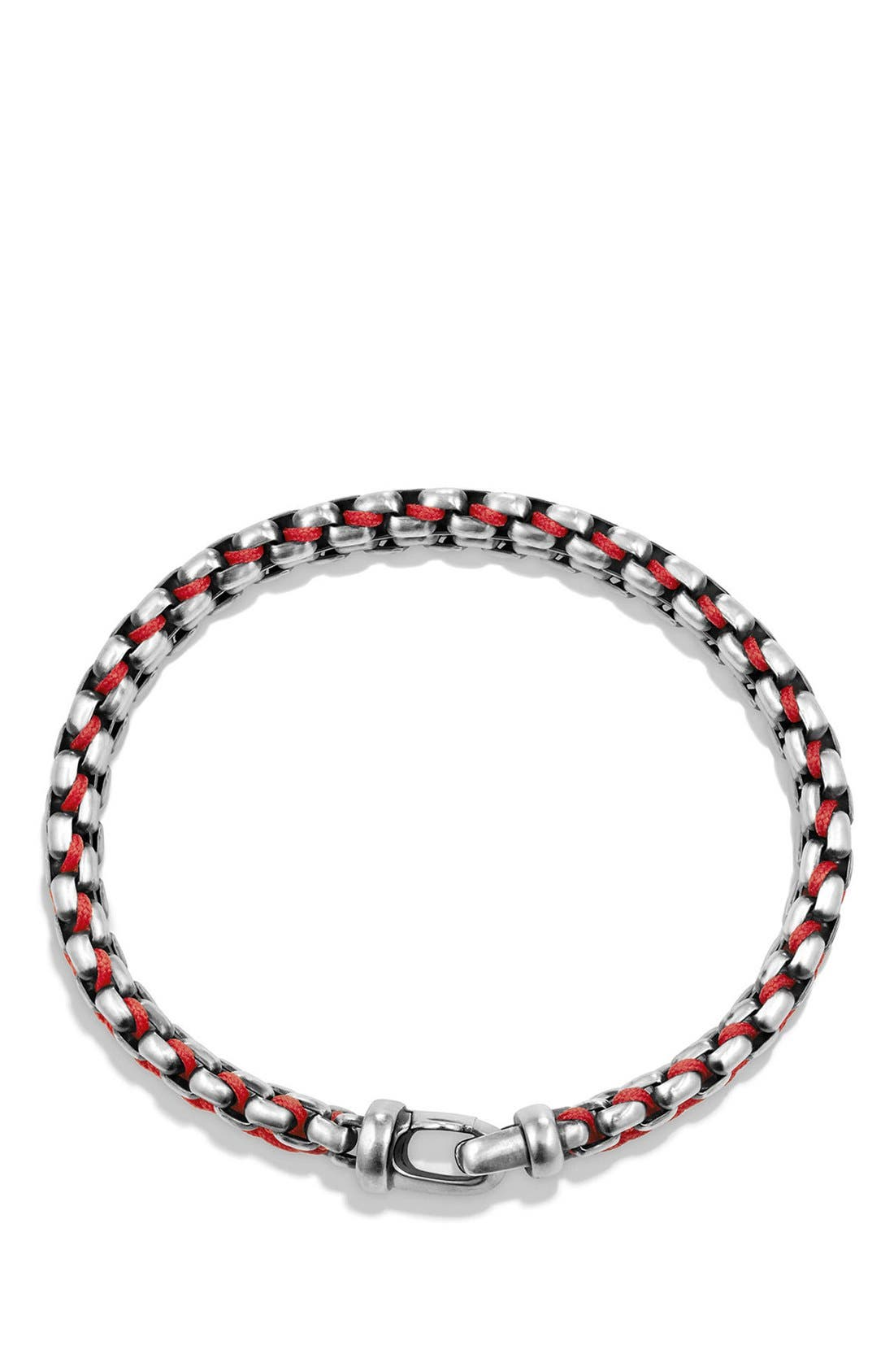 Alternate Image 2  - David Yurman 'Chain' Woven Box Chain Bracelet