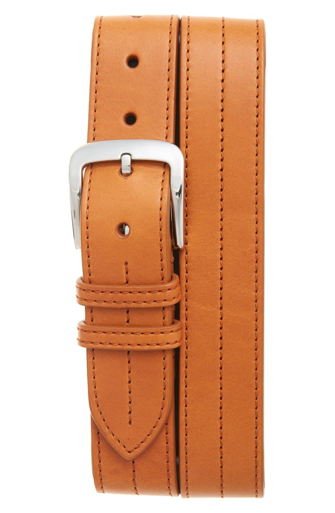 Alternate Image 1 Selected - Shinola Leather Belt