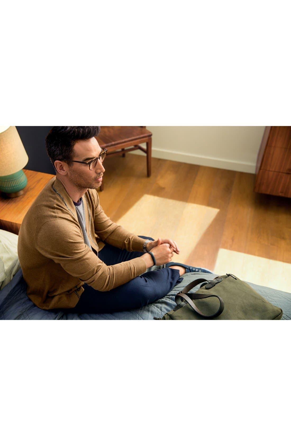 'Flex 2' Wireless Activity & Sleep Wristband,                             Alternate thumbnail 4, color,                             Black
