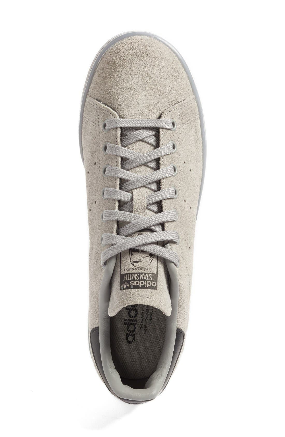 Alternate Image 3  - adidas 'Stan Smith' Sneaker (Men)