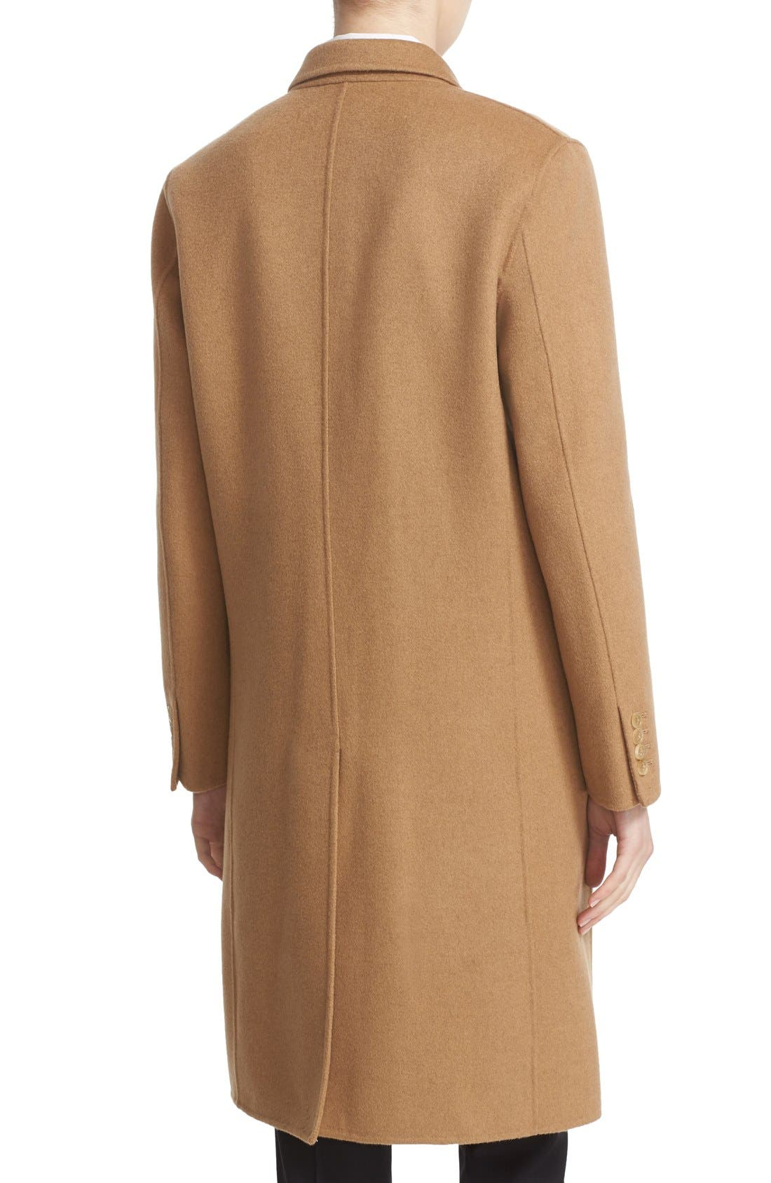 Alternate Image 2  - JOSEPH 'Caversham' Double Face Wool & Cashmere Coat